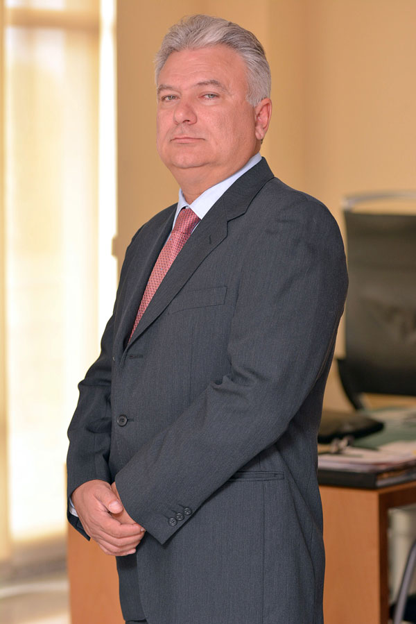 Ricardo Vela, CEO de Grupo Cementos la Unión